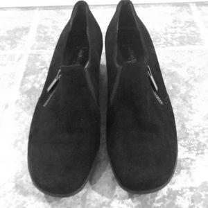 AQUATALIA wedge loafers